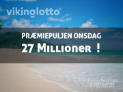 Viking Lotto Vindertal 17 juli 2019 – Trækning nr. 1375