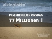 Viking Lotto Vindertal 20 november 2019 – Trækning nr. 1393