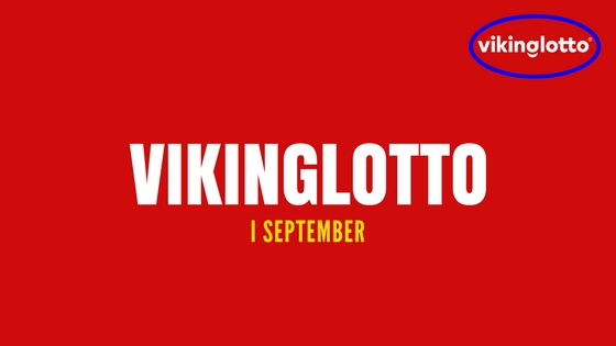 Viking lotto vindertal